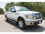 2010 Ingot Silver Metallic Ford F150 Lariat SuperCrew 4x4 #35551858