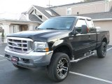 2003 Black Ford F250 Super Duty FX4 SuperCab 4x4 #35552217