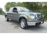 2010 Sterling Grey Metallic Ford F150 XLT SuperCrew #35551866