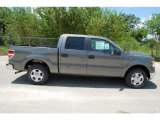 2010 Sterling Grey Metallic Ford F150 XLT SuperCrew #35551867