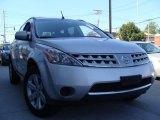 2007 Brilliant Silver Metallic Nissan Murano S AWD #35552854
