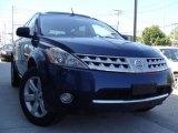 2007 Midnight Blue Pearl Nissan Murano SL AWD #35552855