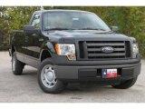 2010 Tuxedo Black Ford F150 XL Regular Cab #35551877
