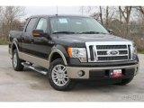 2010 Tuxedo Black Ford F150 Lariat SuperCrew #35551878