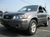 2006 Dark Shadow Grey Metallic Ford Escape Hybrid 4WD #35552883