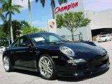 2008 Black Porsche 911 Carrera S Coupe #351992