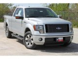 2010 Ingot Silver Metallic Ford F150 XL SuperCab #35551884