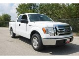 2010 Oxford White Ford F150 XLT SuperCab #35551907
