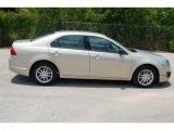 2010 Smokestone Metallic Ford Fusion S #35551929