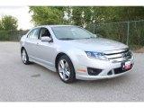 2010 Brilliant Silver Metallic Ford Fusion Sport #35551936