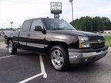 2005 Chevrolet Silverado 1500 LT Extended Cab Data, Info and Specs