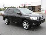 2010 Black Toyota Highlander Limited #35552427
