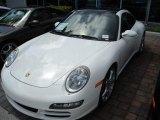2008 Carrara White Porsche 911 Targa 4S #351930