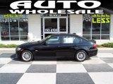2010 Jet Black BMW 3 Series 328i Sedan #35670082