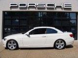 2008 Alpine White BMW 3 Series 335i Convertible #35552898