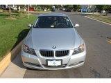 2008 Titanium Silver Metallic BMW 3 Series 335xi Sedan #35669653