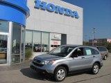 2008 Whistler Silver Metallic Honda CR-V LX 4WD #35669880