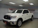 2010 Super White Toyota Tundra Double Cab #35552916