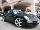 2005 Black Porsche 911 Carrera Cabriolet #35669896