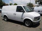 2001 Ivory White Chevrolet Astro Commercial Van #35669699