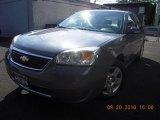 2007 Dark Gray Metallic Chevrolet Malibu LT Sedan #35552953