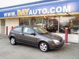 2005 Liquid Grey Metallic Ford Focus ZX3 SES Coupe #35669829