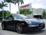 2007 Black Porsche 911 Carrera 4S Cabriolet #351964
