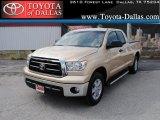 2010 Sandy Beach Metallic Toyota Tundra Double Cab #35719279