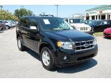 2009 Black Ford Escape XLT #35719497