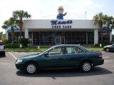 2002 Noble Green Pearl Honda Accord LX Sedan #35719555