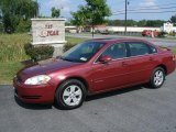 2006 Sport Red Metallic Chevrolet Impala LT #35719561