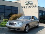 2004 Desert Silver Metallic Mercedes-Benz S 500 4Matic Sedan #35719568