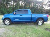 2008 Blue Streak Metallic Toyota Tundra SR5 TRD Double Cab #35719614