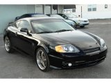 2004 Hyundai Tiburon GT Special Edition Data, Info and Specs