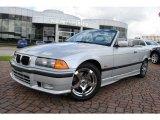 1999 Titanium Silver Metallic BMW 3 Series 328i Convertible #35719664