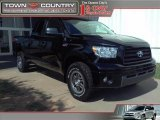 2009 Black Toyota Tundra TRD Rock Warrior Double Cab 4x4 #35719678