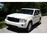 2006 Stone White Jeep Grand Cherokee Limited 4x4 #35719424