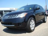 2007 Super Black Nissan Murano S #35719217