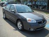 2007 Dark Gray Metallic Chevrolet Malibu LT Sedan #35719440