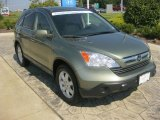 2009 Green Tea Metallic Honda CR-V EX-L 4WD #35719768