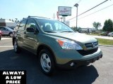 2009 Green Tea Metallic Honda CR-V LX 4WD #35788182