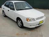 2002 Hyundai Accent GL Sedan
