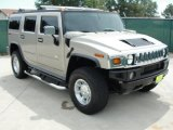 2005 Hummer H2 Pewter Metallic