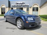 2005 Midnight Blue Pearlcoat Chrysler 300 C HEMI AWD #35789276
