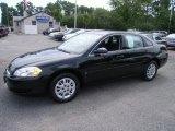 2006 Black Chevrolet Impala Police #35789281