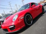 2008 Guards Red Porsche 911 GT2 #35788261