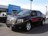 2007 Chevrolet Avalanche RSX Data, Info and Specs
