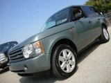 2004 Giverny Green Metallic Land Rover Range Rover HSE #35788266