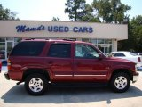 2004 Sport Red Metallic Chevrolet Tahoe LT #35788999