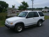 2000 Oxford White Ford Explorer Sport 4x4 #35789004